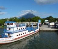 Ferry Isla de Ometepe