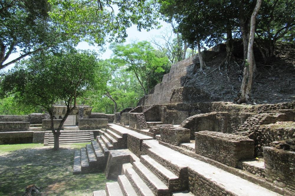 Cahal Pech San Ignacio Belize luxe
