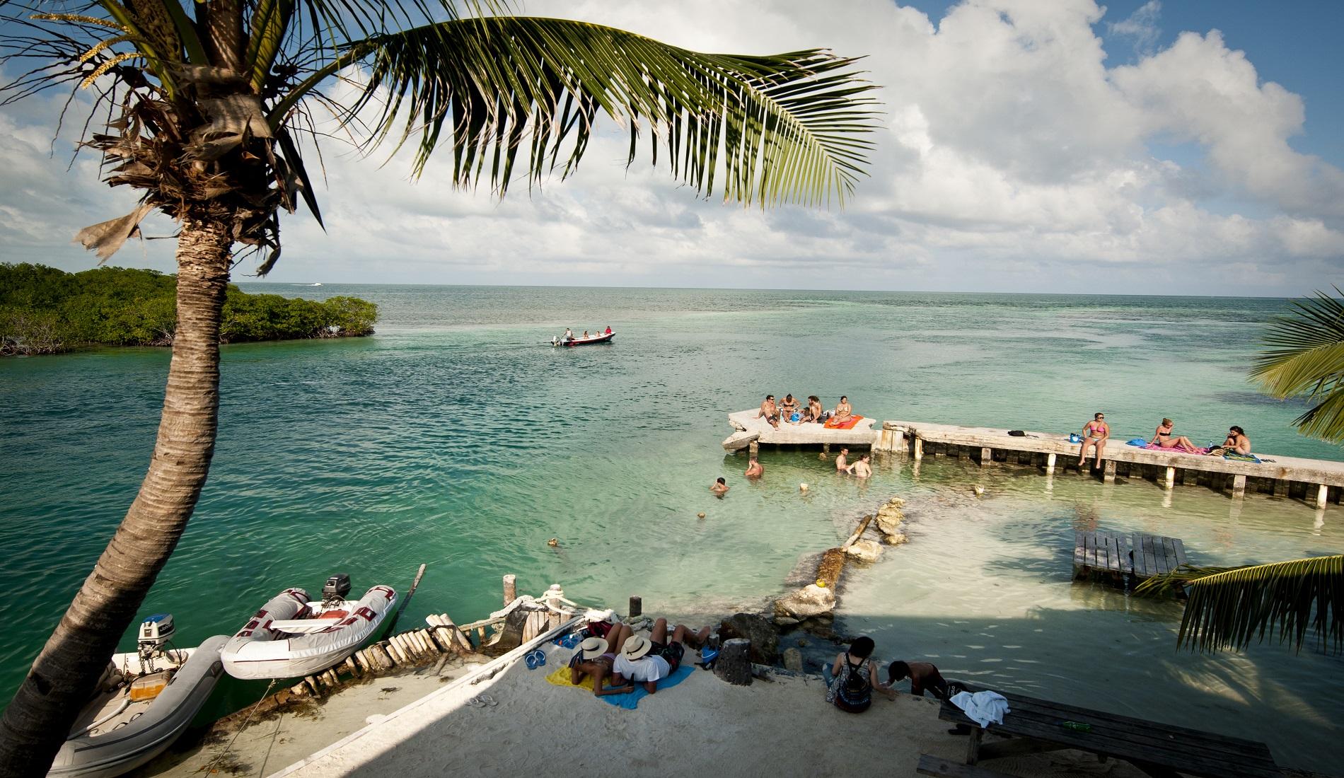 Caye Caulker Rondreis Belize