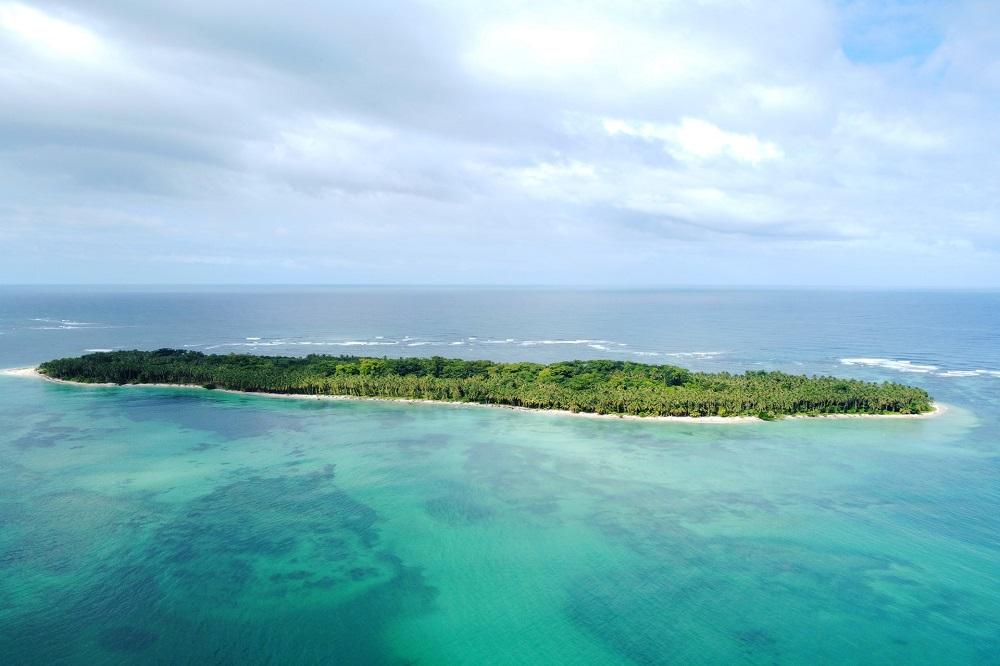 Cayos Zapatilla Bocas del toro