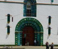 kerk in Chamula
