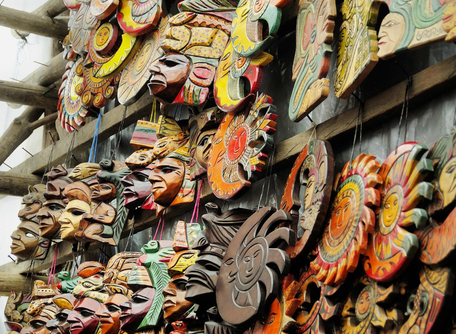 Chichicastenango markt guatemala en belize reis