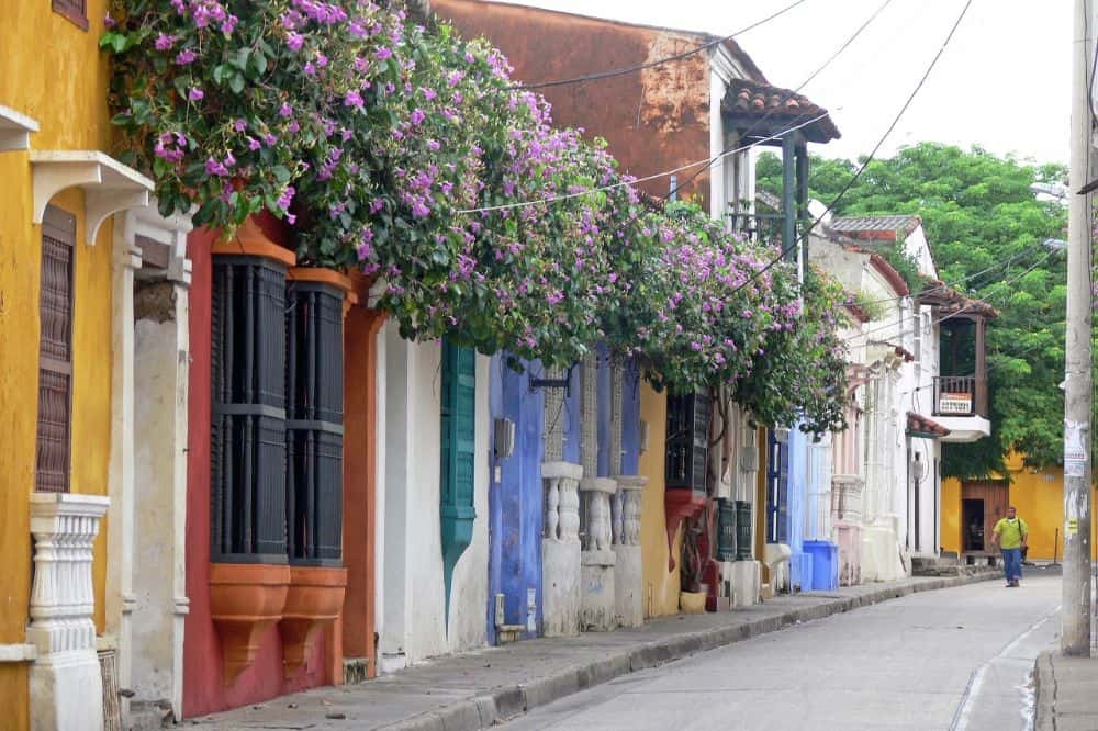 Colombia reis Cartagena