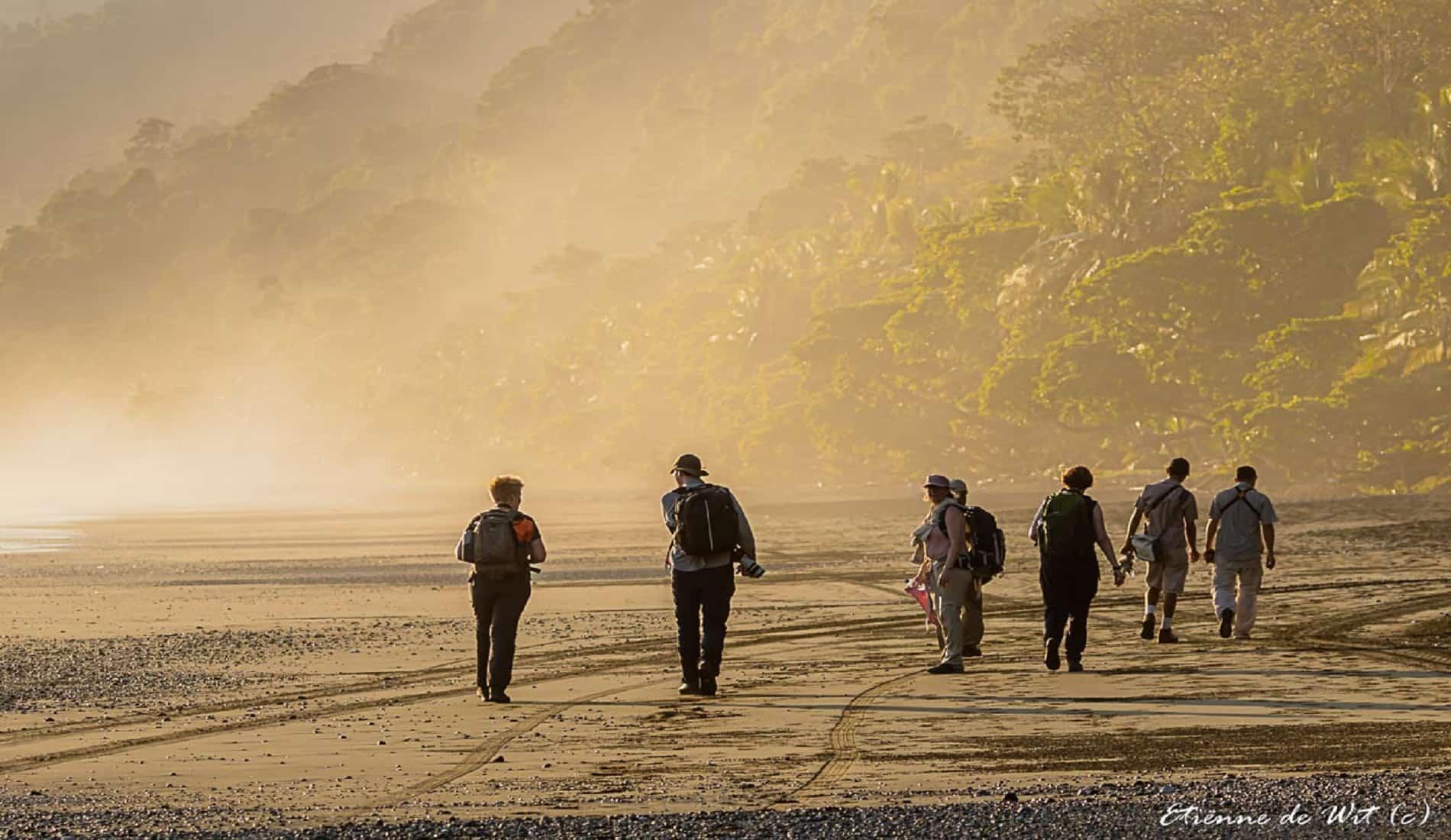 Corcovado groep fotoreis costa rica Nationaal Park Corcovado Etienne de Wit