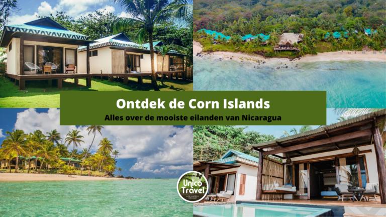 Corn Islands in Nicaragua