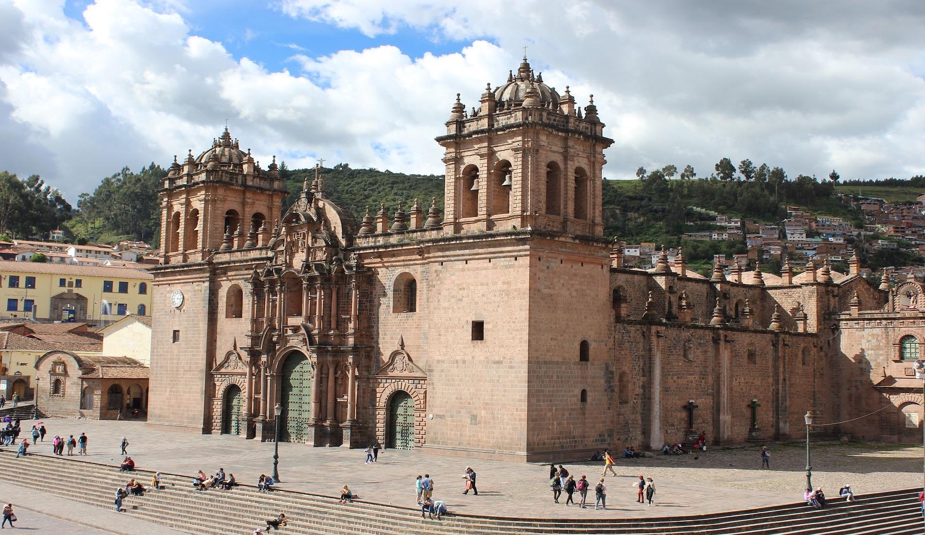 Cusco Hoogtepunten reus