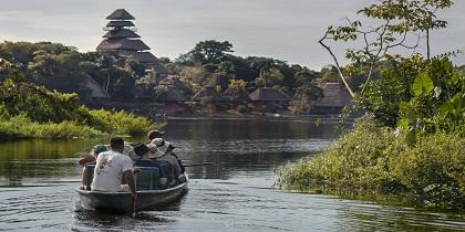 Ecuador reizen Luxe reis Ecuador Amazone