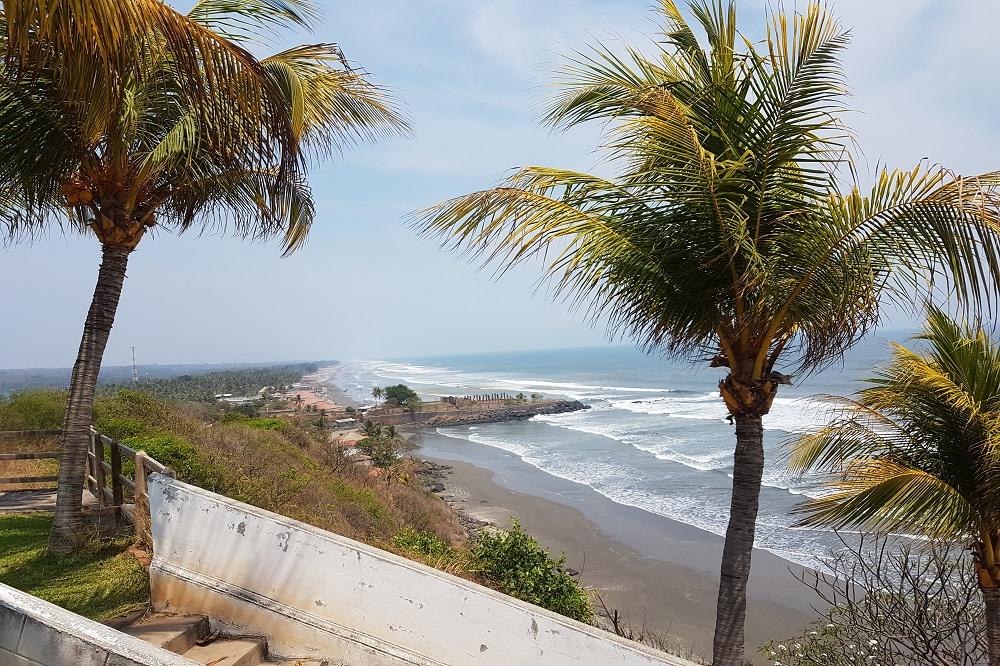 El Cuco rondreis El Salvador