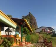 El Peñon de Guatapé