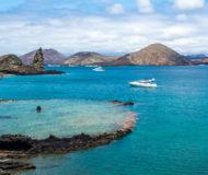 Galapagos eilanden Bartolome & Sullivan Bay