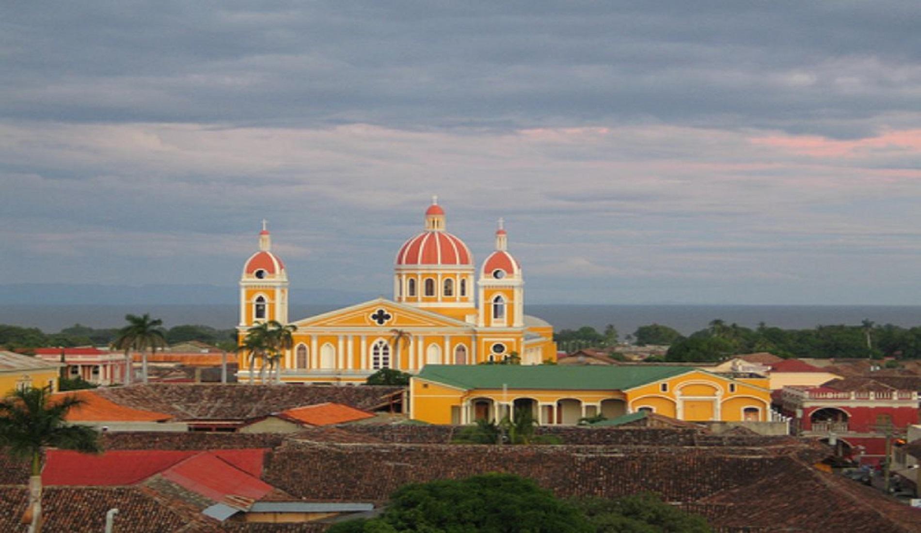 Granada uitzicht kathedraal