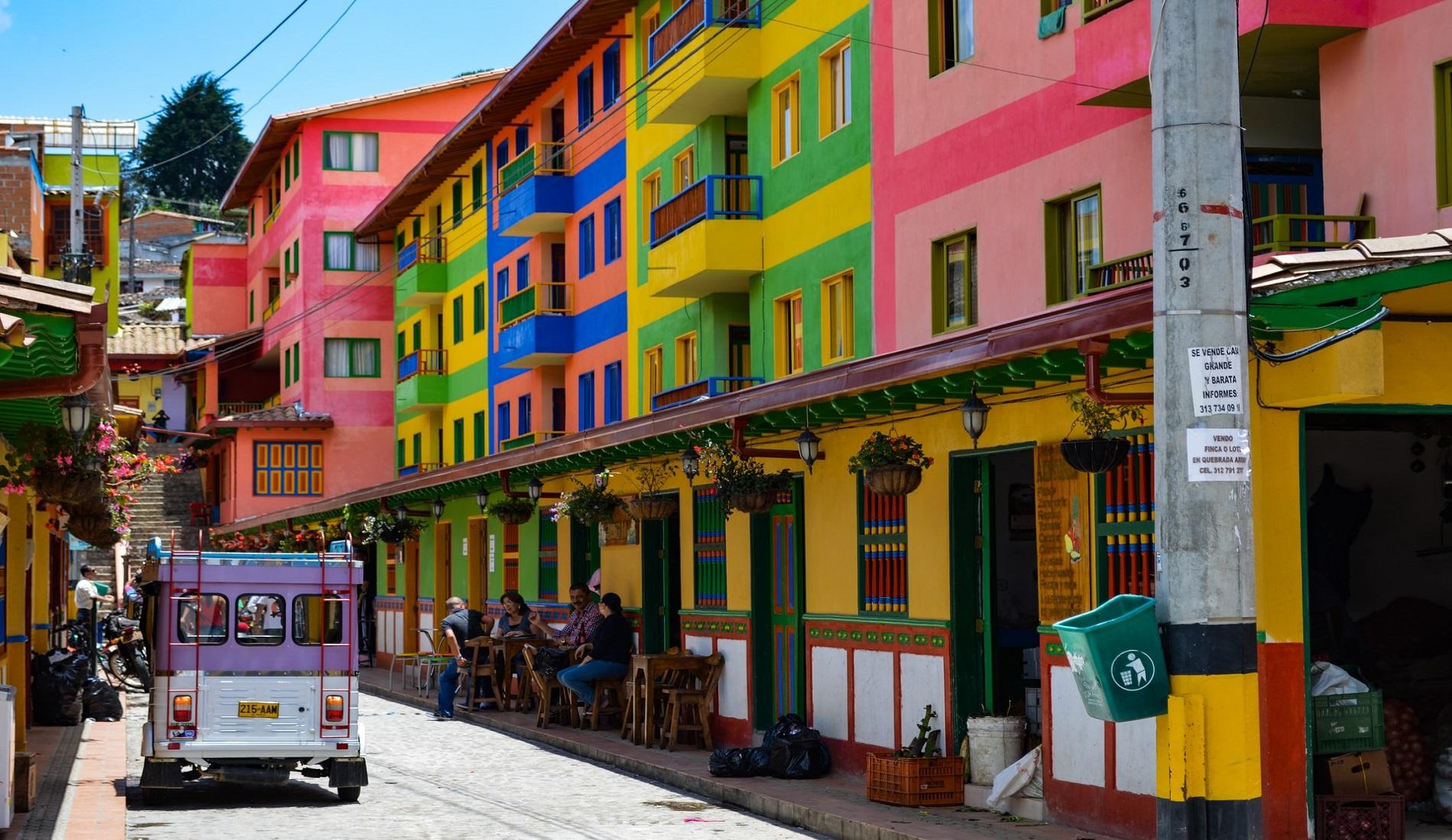 Guatape bezienswaardigheden colombia