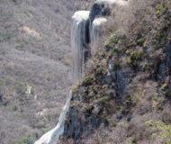 Omgeving Hierve el Agua