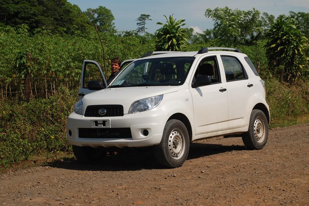 Huurauto Selfdrive Costa Rica
