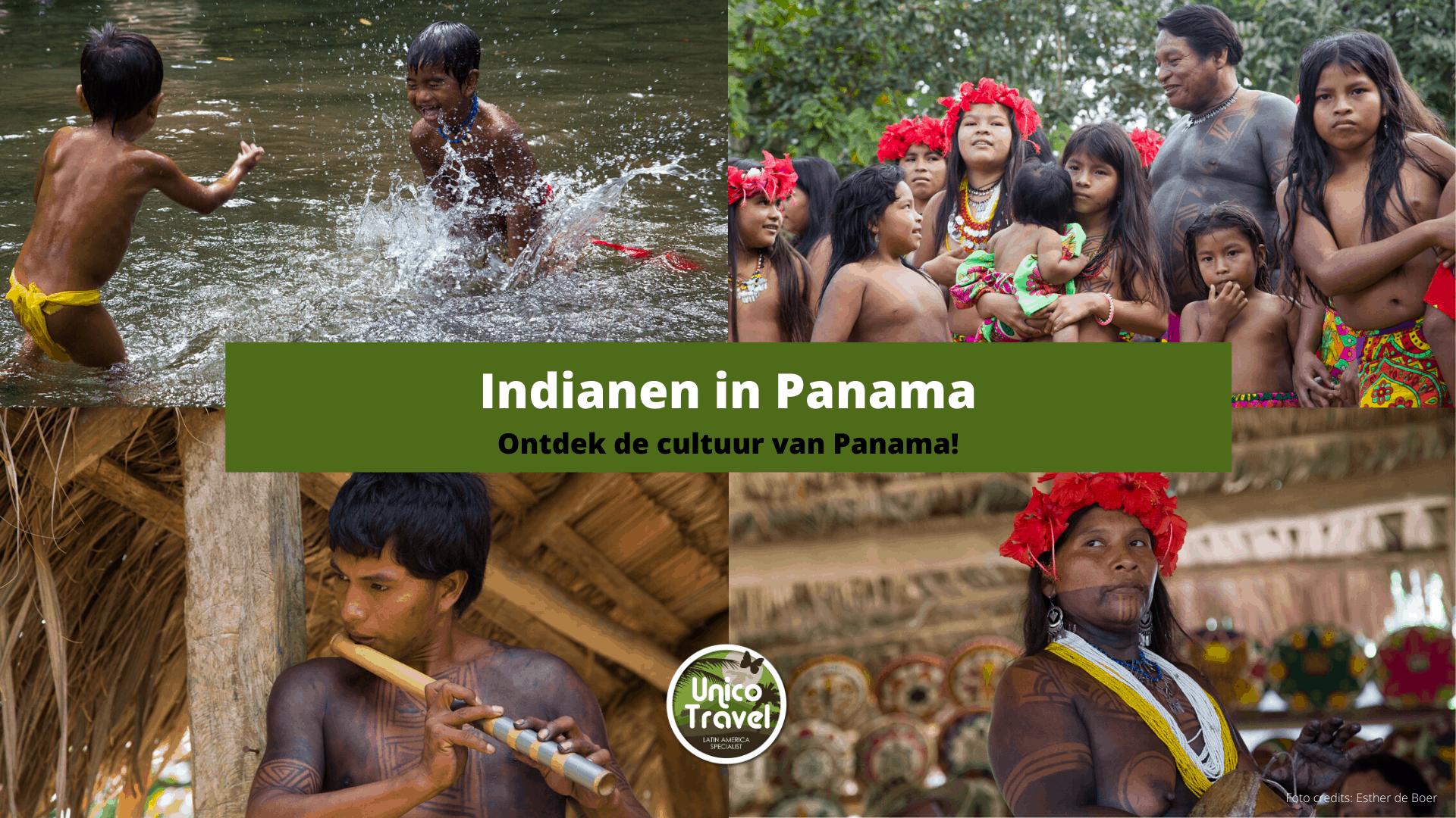 Indianen in Panama