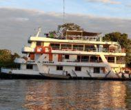 Boot Jaguar do Pantanal