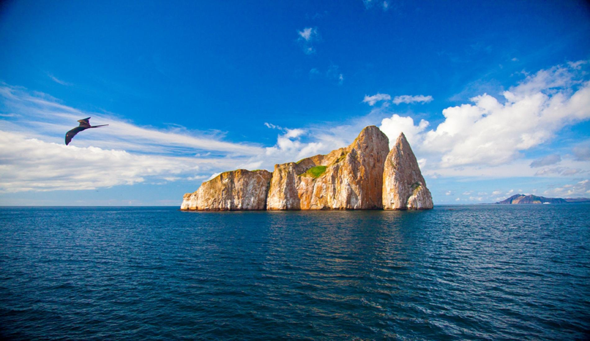 Kicker Rock duikreis Galapagos eilanden