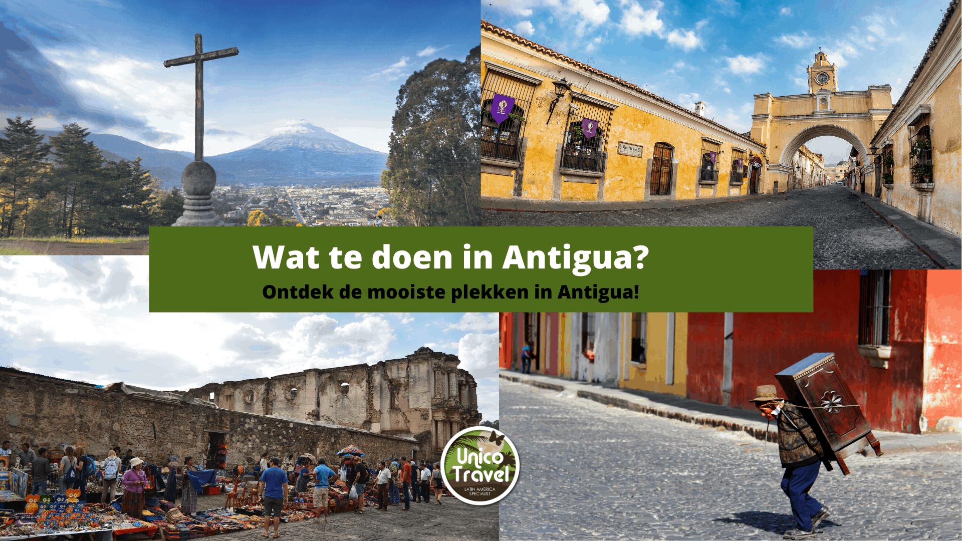 Wat te doen in Antigua