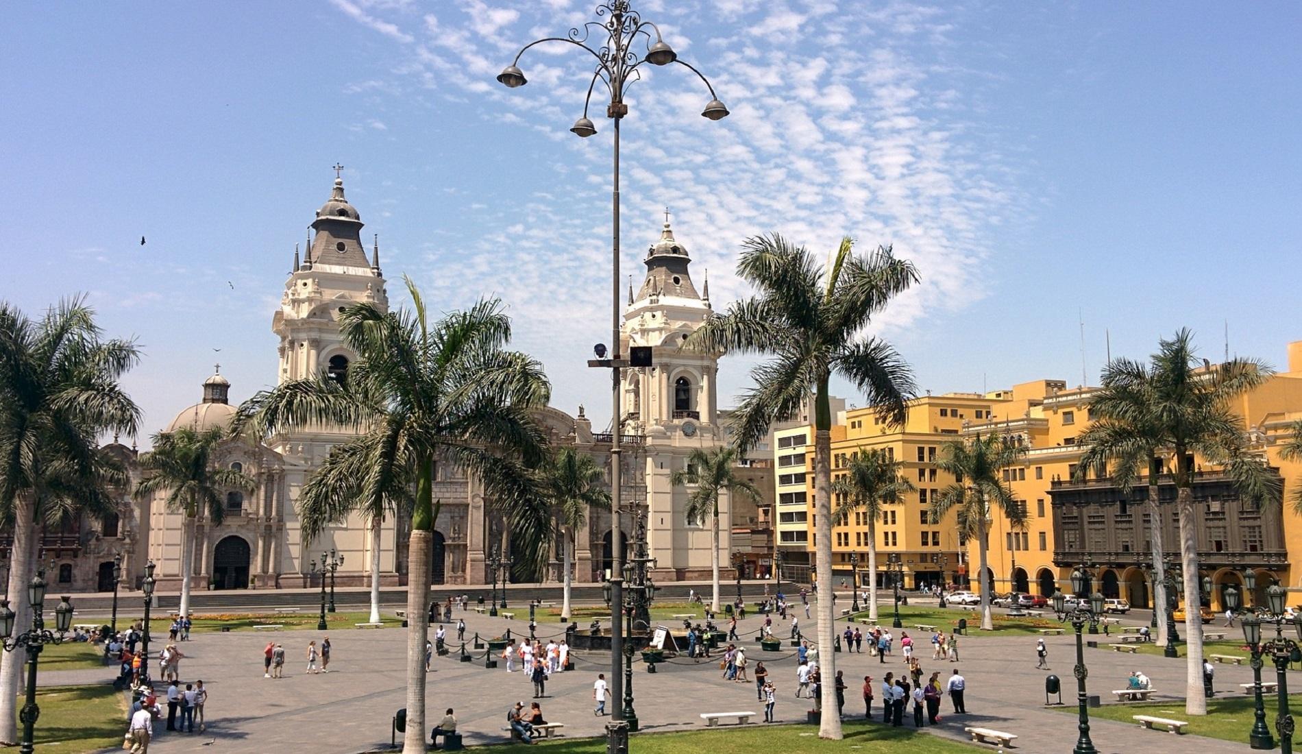 Andes en Amazone Peru Lima