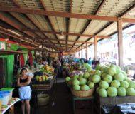 Lokale markt El Salvador