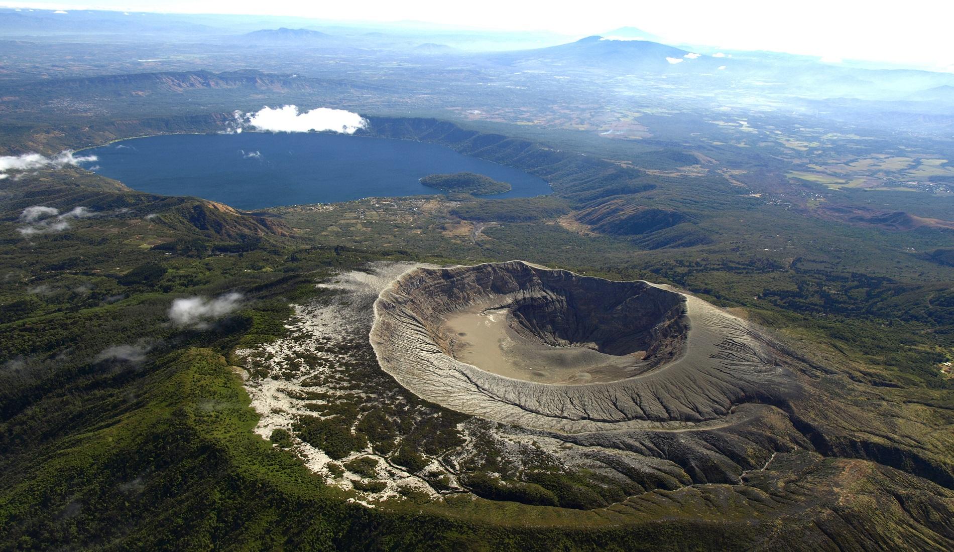 Los volcanes park groepsreis midden-amerika