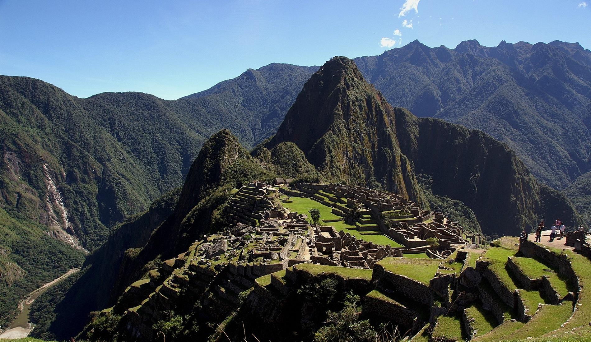 Luxe Reis Peru