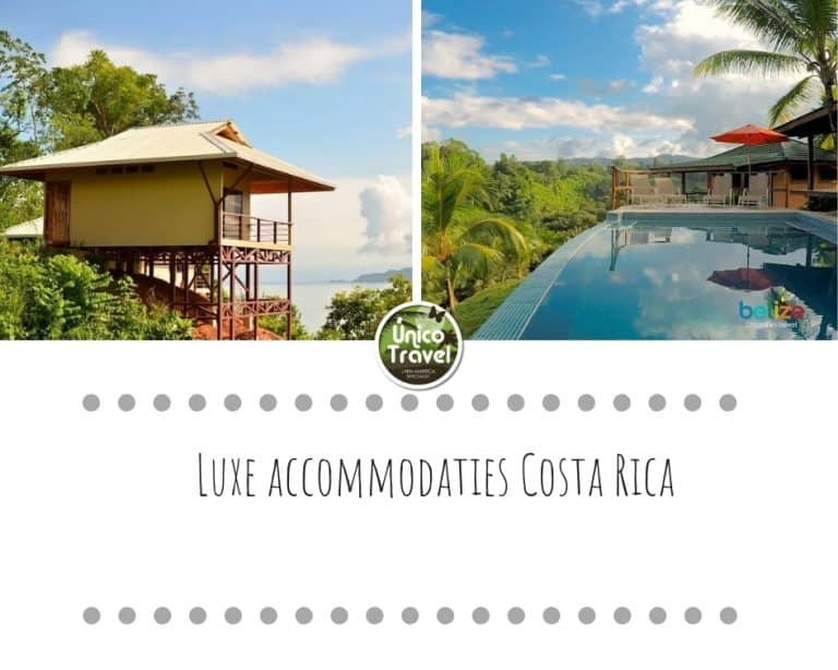 luxe accommodaties Costa Rica