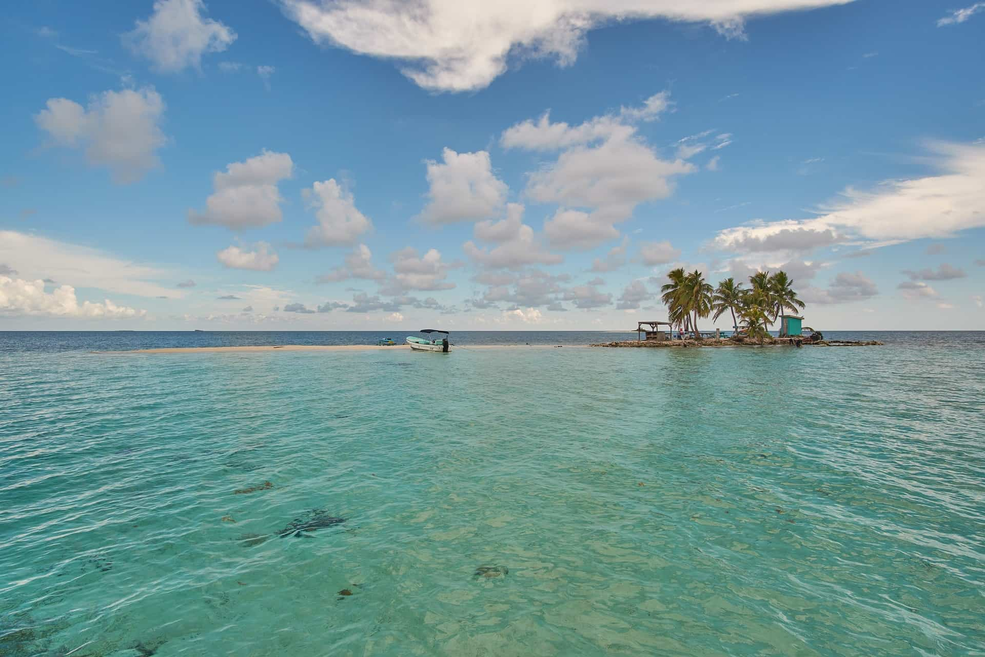 Luxe reis Belize eiland