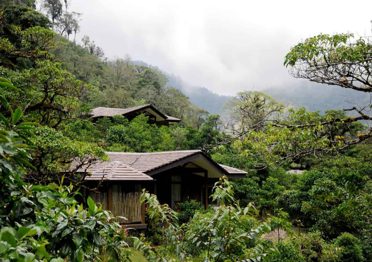 Luxe reis Costa Rica bajos del toro