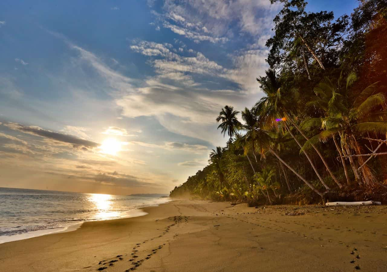 Luxe reis Costa Rica beach
