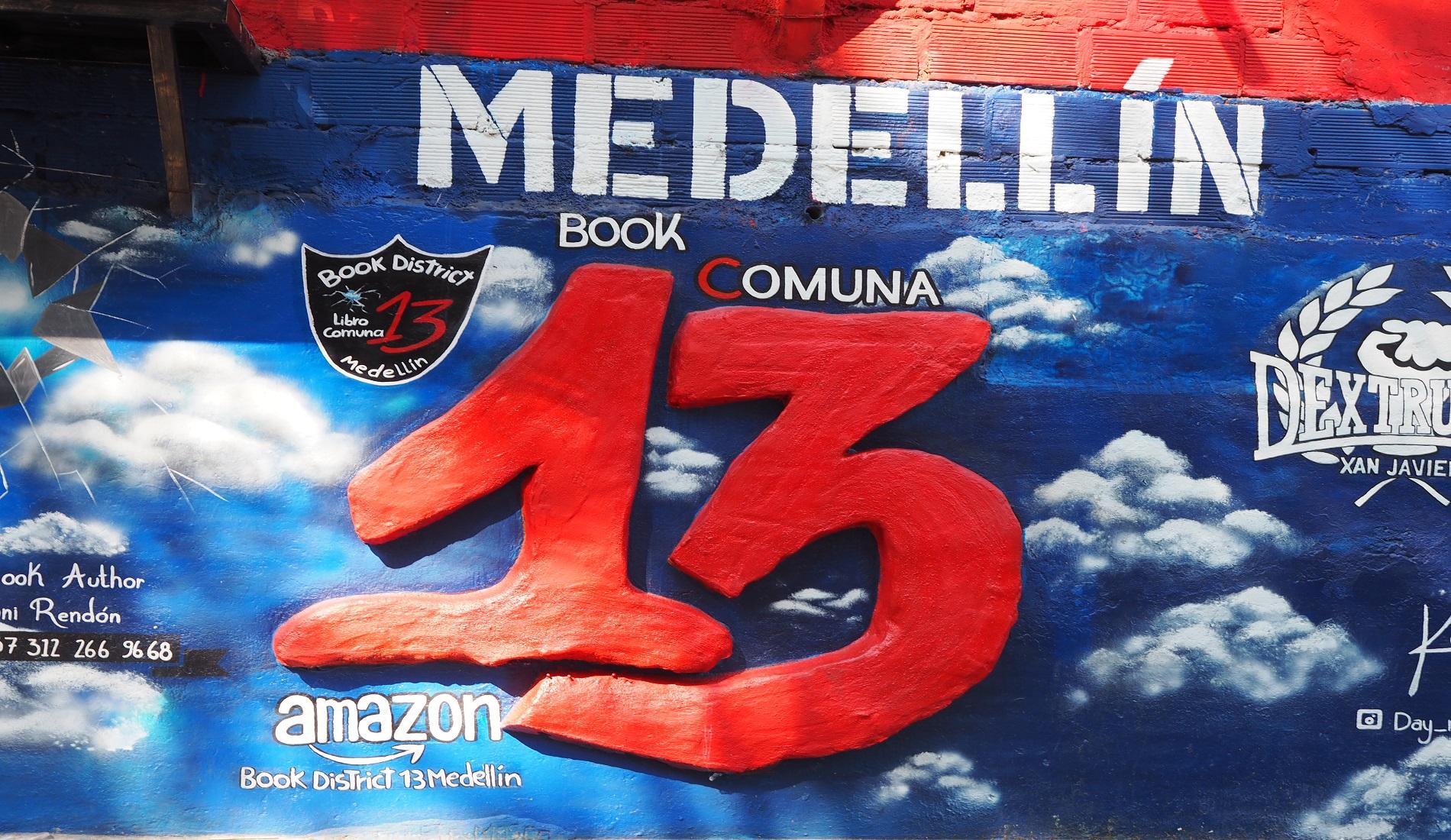 Medellin comuna 13