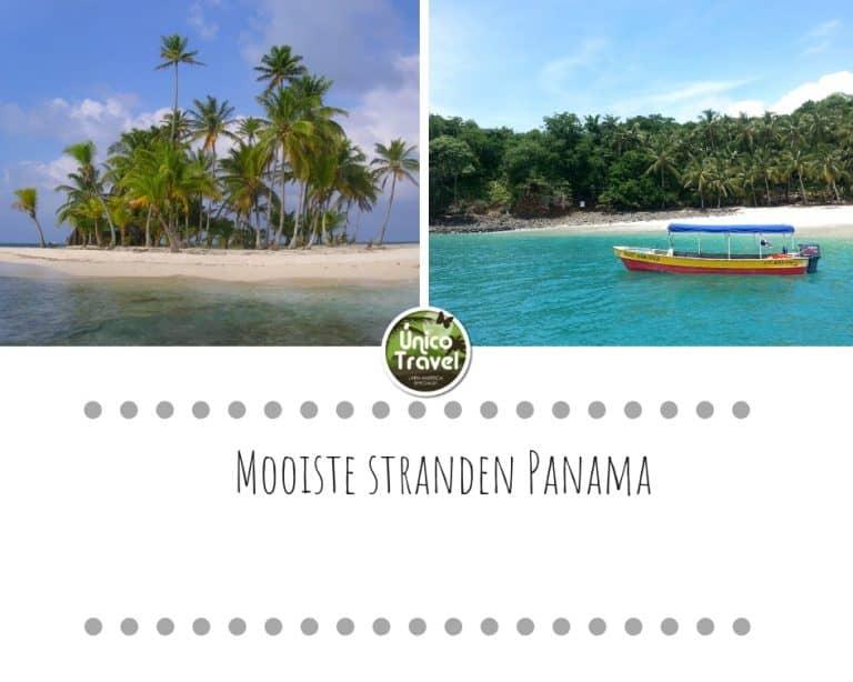 Mooiste stranden Panama