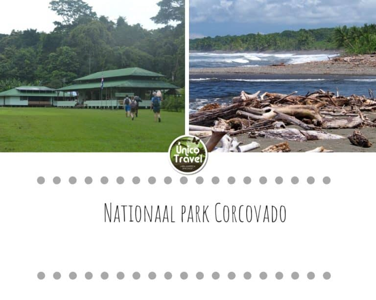 Nationaal park corcovado
