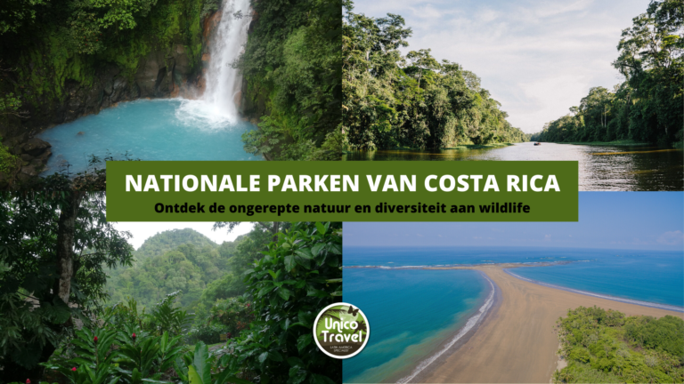 Nationale parken costa rica