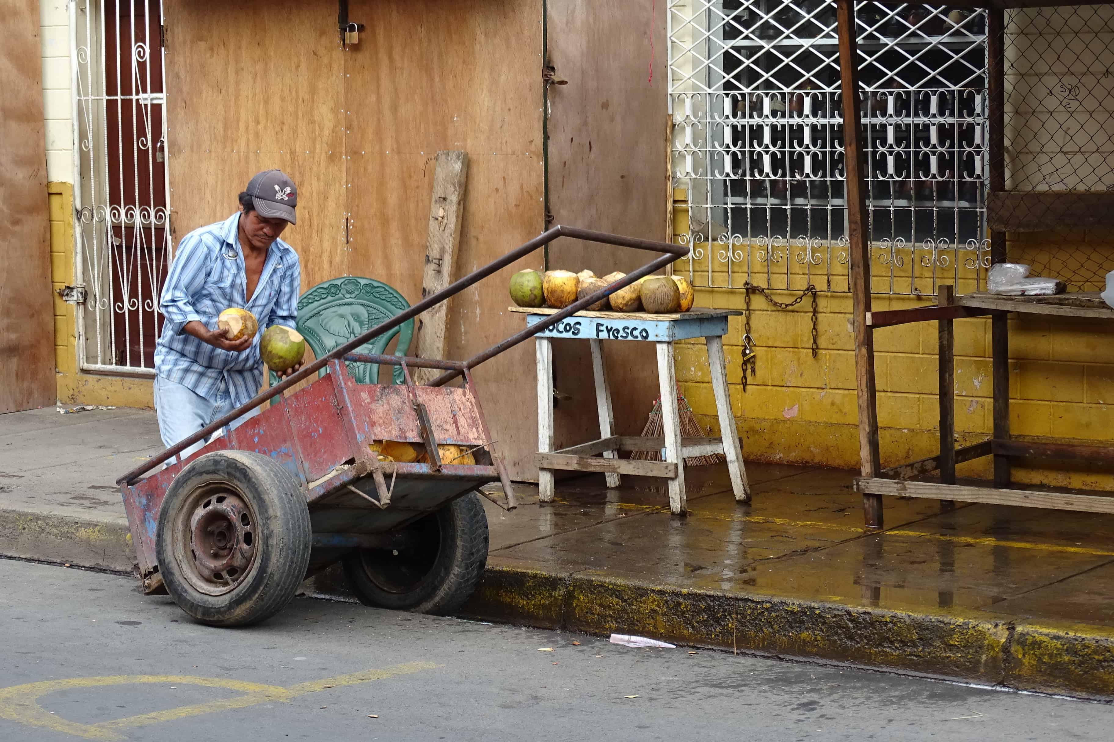 Nicaragua reizen Granada