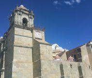 kathedraal Kerk centrum Oaxaca de Juarez