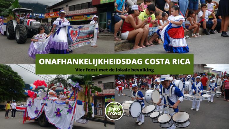 Onafhankelijkheidsdag Costa Rica