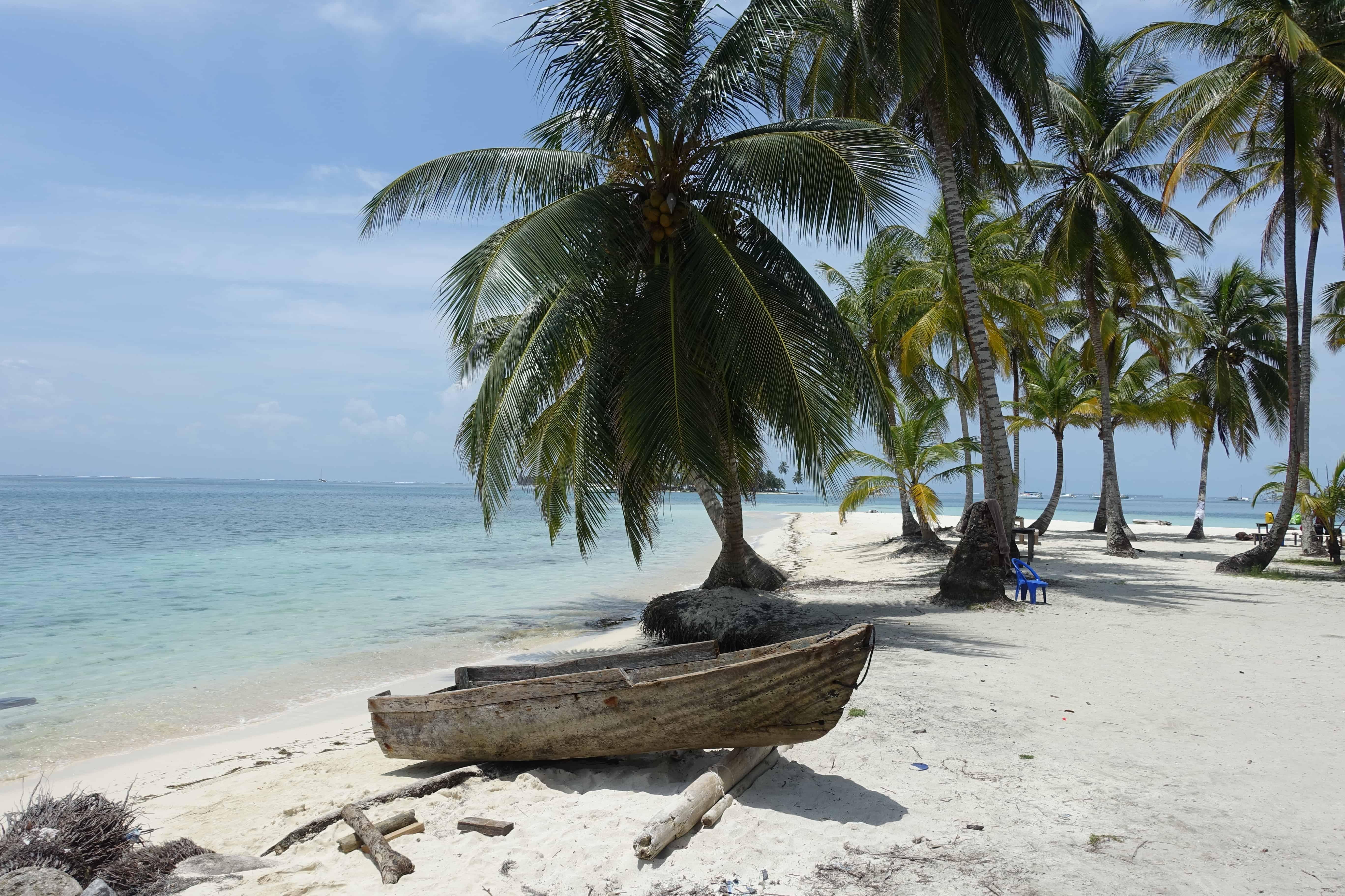 Panama reizen San Blas