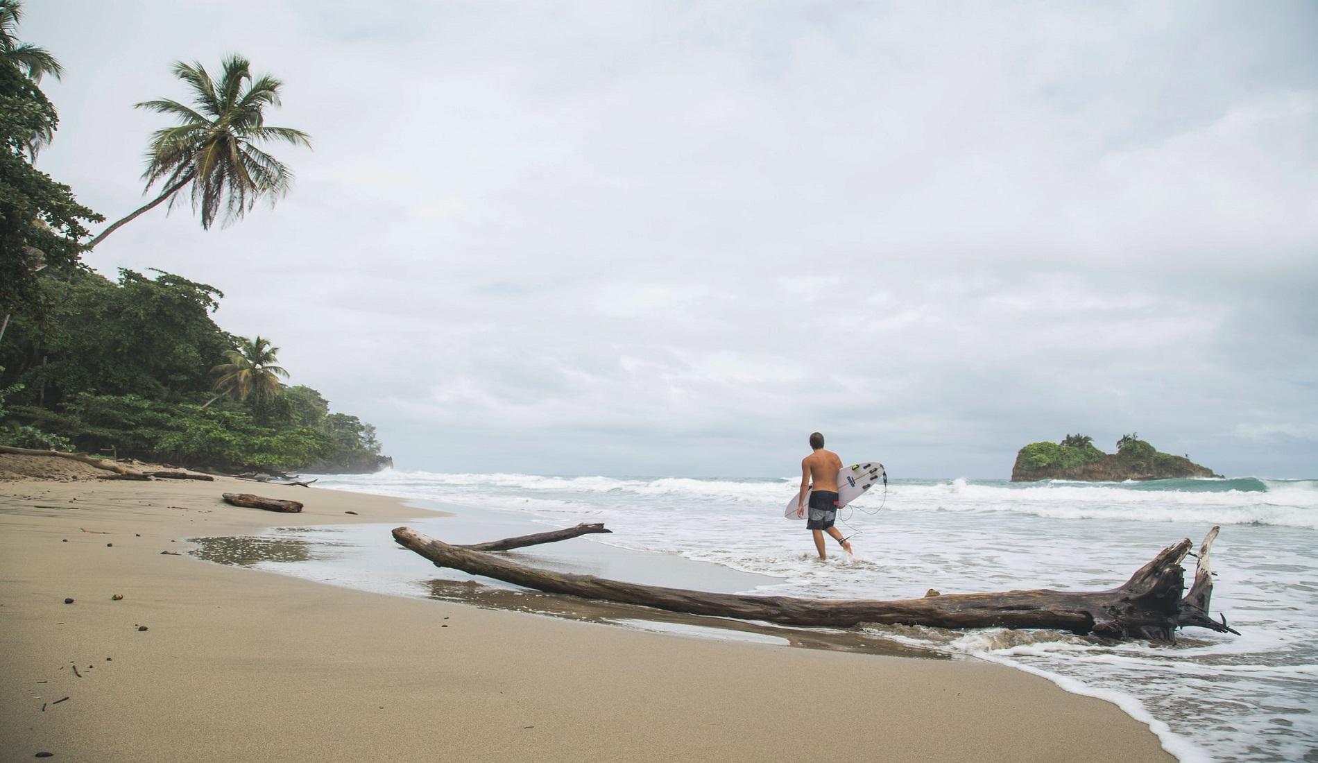 Puerto Viejo de Talamanca surfen