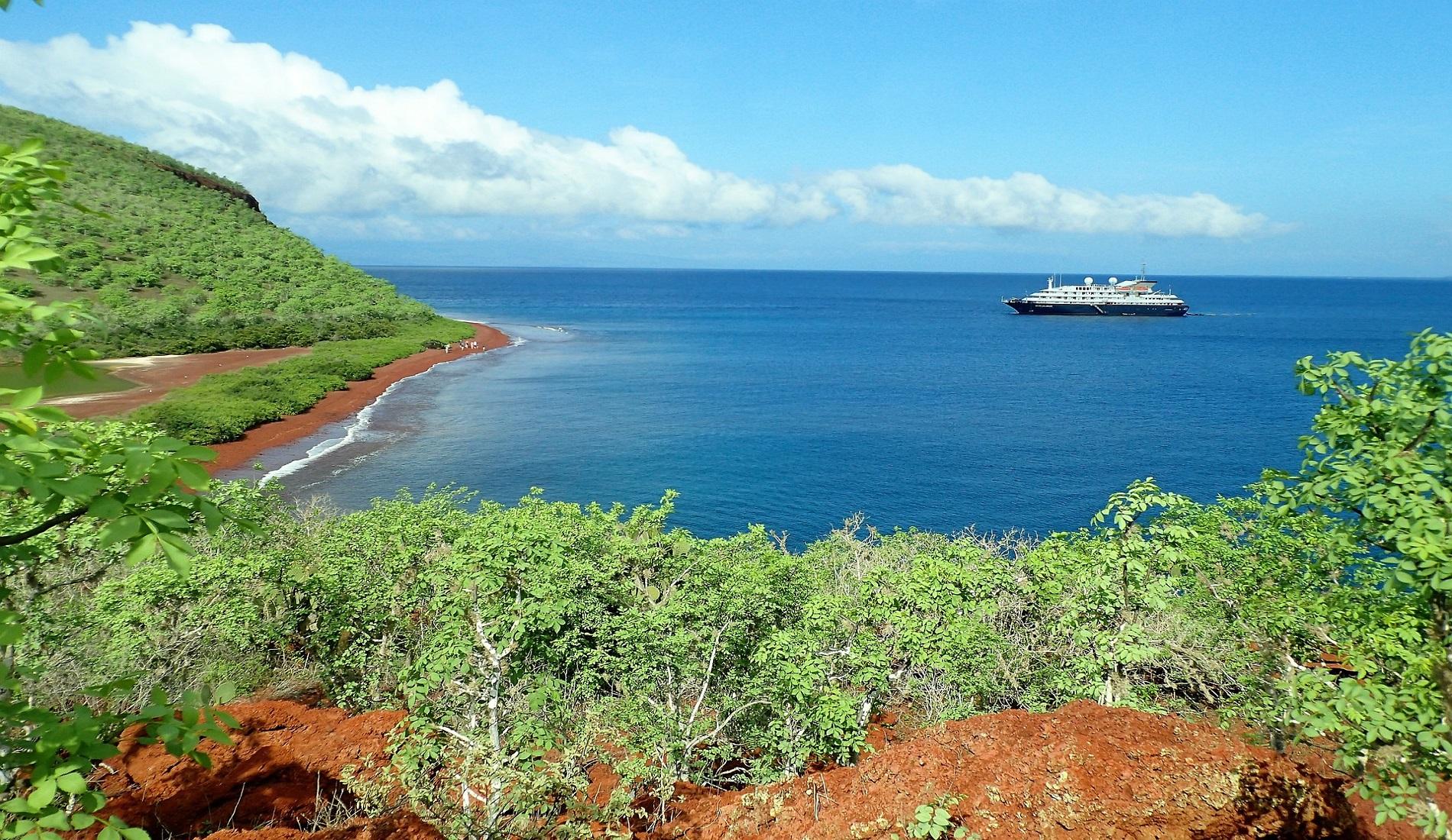 Rabida rondreis Galapagos eilanden