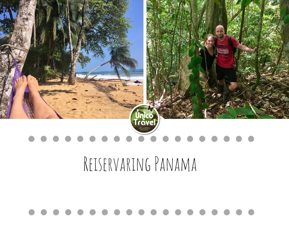 Reiservaring Panama