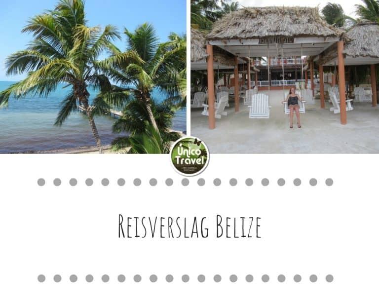 Reisverslag Belize