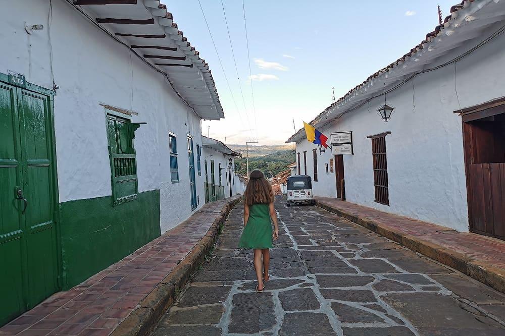 Reisverslag Colombia Barichara Koloniaal