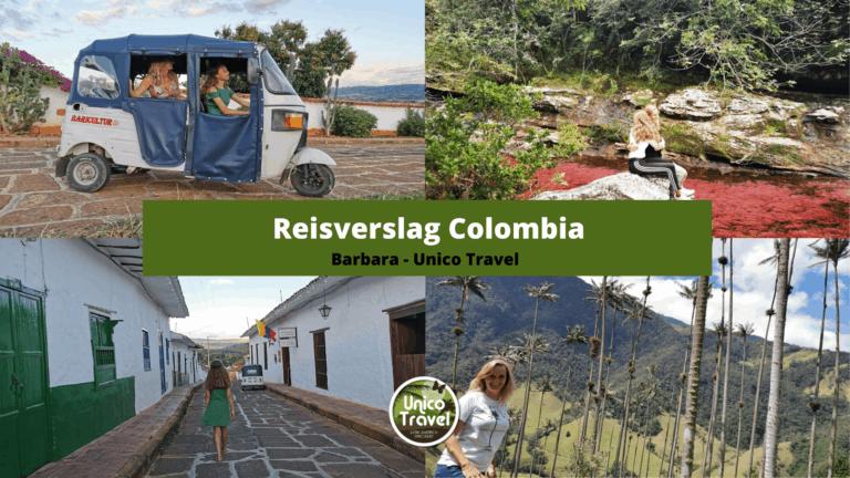 reisverslag Colombia