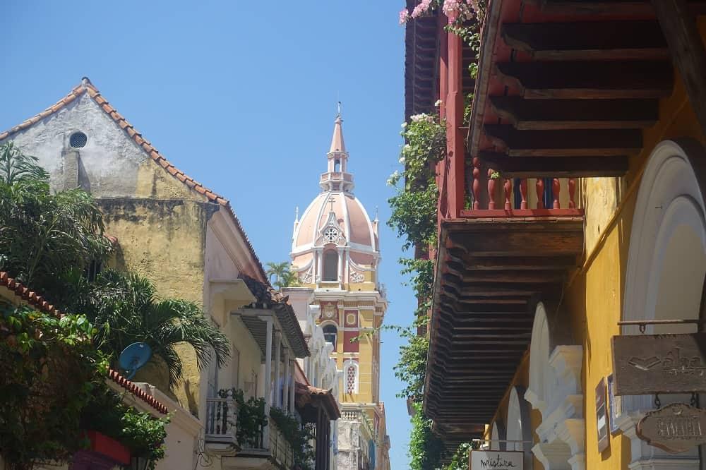 Reisverslag Colombia Cartagena