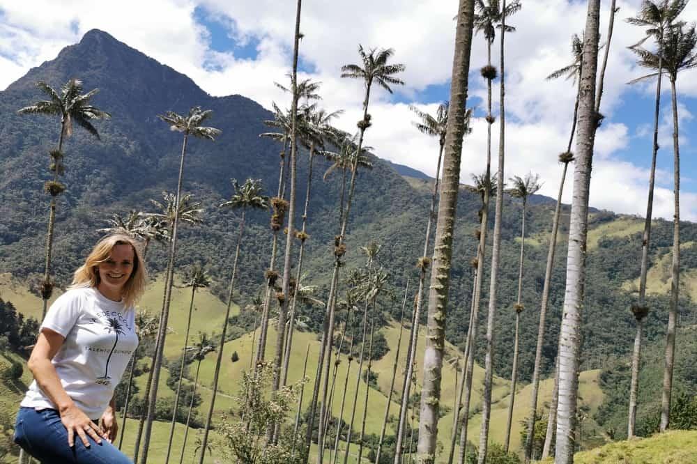 Reisverslag Colombia Cocorara vallei