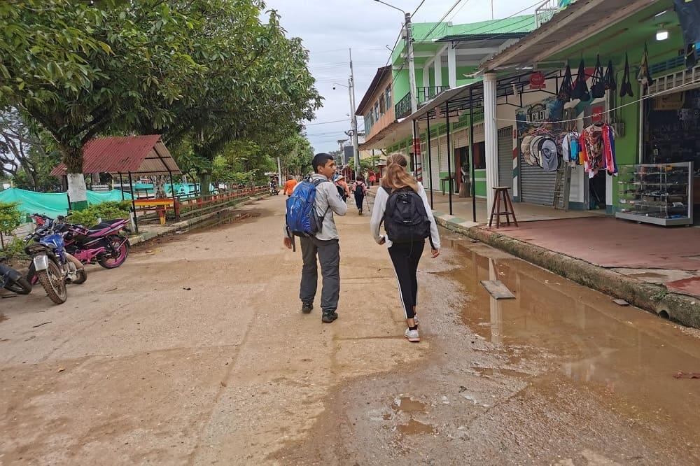 Reisverslag Colombia Macarena