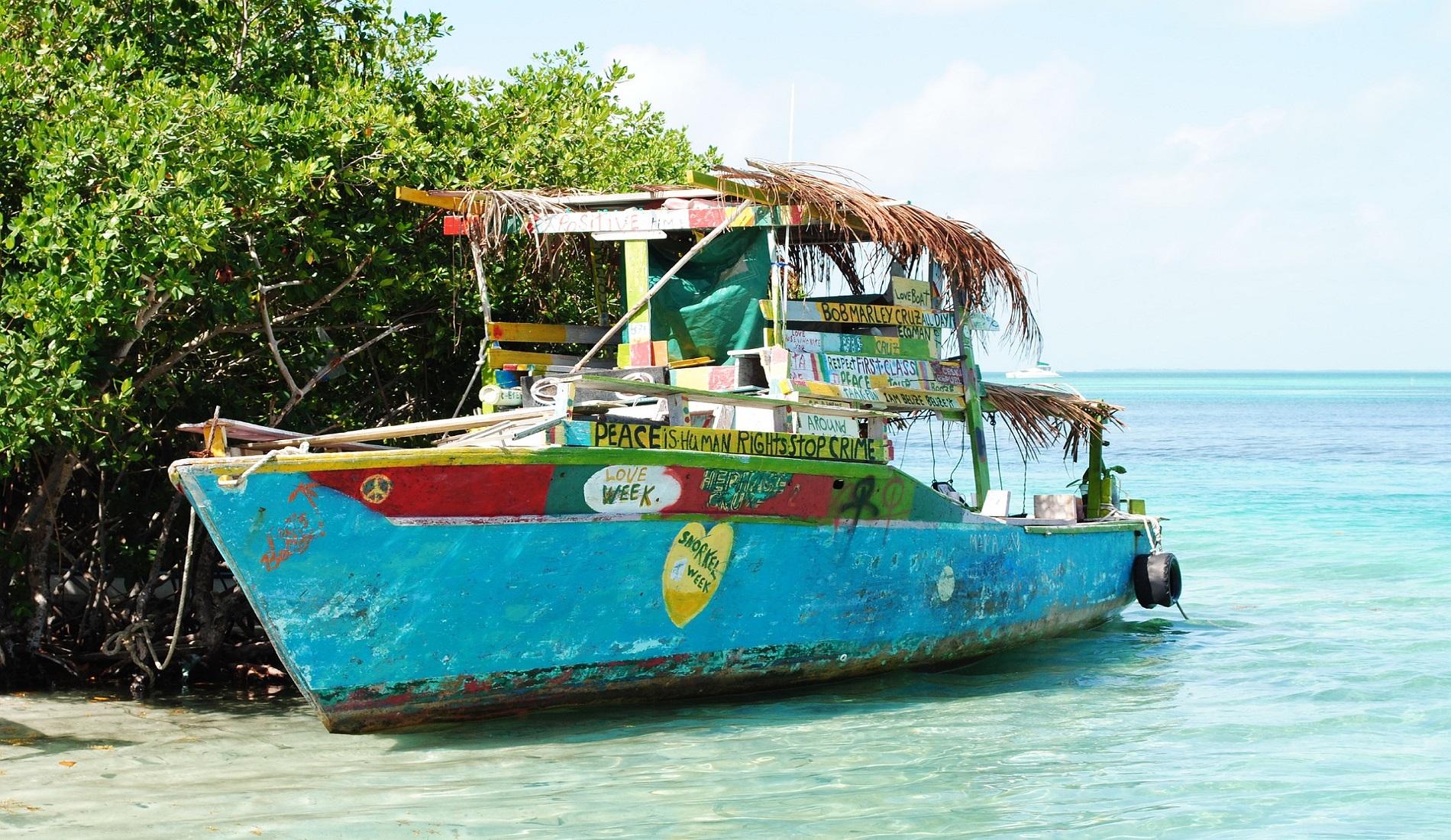 Rondreis Belize Caye Caulker