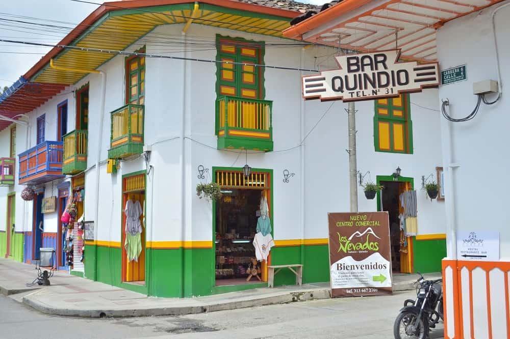 Reisverslag colombia Salento
