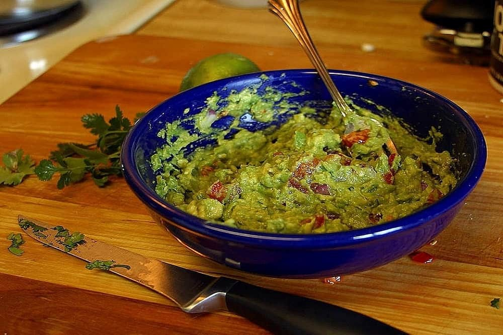 Mexico Salsa Eten